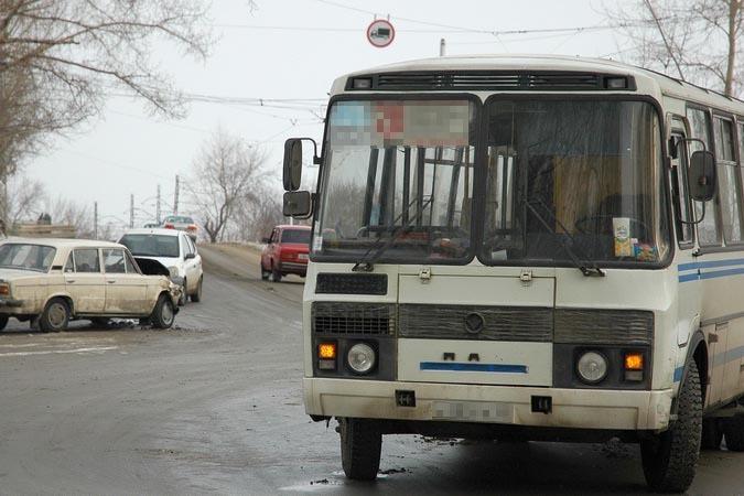 В Кемерове маршрутка №7 поедет