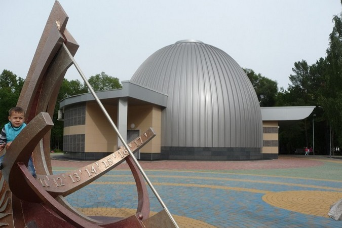 новокузнецкий планетарий